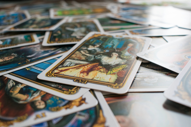 Empathic Tarot Readings